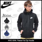 ナイキ NIKE パーカー ジップアップ メンズ SSNL フリース フル ジップ フーディ(nike SSNL Fleece Full Zip Hoodie 男性用 806673)