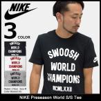Yahoo!ice fieldナイキ NIKE Tシャツ 半袖 メンズ プレシーズン ワールド(nike Preseason World S/S Tee カットソー トップス 男性用 856925)