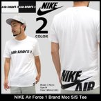 ナイキ NIKE Tシャツ 半袖 メンズ エアフォース 1 ブランド モック(nike Air Force 1 Brand Moc S/S Tee トップス 男性用 873210)