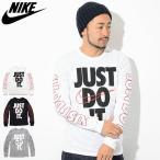 ナイキ Tシャツ 長袖 NIKE メンズ JDI+(nike JDI+ L/S