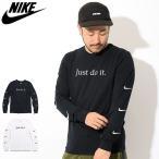 ナイキ Tシャツ 長袖 NIKE メンズ JDI+ 2(nike JDI+ 2 L/S Tee ティーシャツ T-SHIRTS ロンt カットソー トップス 男性用 AA6593)