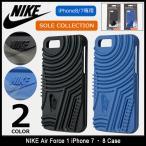 ショッピングエアフォース ナイキ NIKE アイフォン7ケース エアフォース1(Air Force 1 iPhone 7・8 Case SOLE COLLECTION スマホケース NIAE0001NS NIAE0489NS)