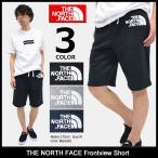ザ ノースフェイス THE NORTH FACE ハーフパンツ メンズ フロントビュー ショーツ(Frontview Short Pant スウェットショーツ NB41745)
