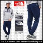 ザ ノースフェイス THE NORTH FACE パンツ メンズ カラー ヘザード ロング スウェットパンツ(Color Heathered Sweat Long Pant NB81696)