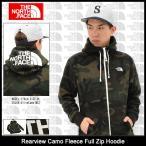 ショッピングFleece ザ ノースフェイス THE NORTH FACE パーカー ジップアップ メンズ リアビュー カモ フリース(Rearview Camo Fleece Hoodie NL71445)