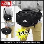 ザ ノースフェイス THE NORTH FACE ウエストバッグ スポーツ ハイカー(Sport Hiker Waist Bag ヒップバッグ メンズ レディース NM07155)