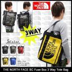 ザ ノースフェイス THE NORTH FACE トートバッグ BC ヒューズ ボックス 3 ウェイ(BC Fuse Box 3 Way Tote Bag メンズ レディース NM81609)