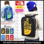 ザ ノースフェイス THE NORTH FACE リュック キッズ & レディース キッズ BC クラムシェル バックパック(Kids Clamshell Backpack NMJ81601)