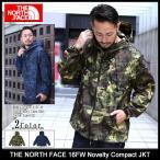 ザ ノースフェイス THE NORTH FACE ジャケット メンズ 16FW ノベルティ コンパクト(16FW Novelty Compact JKT アウトドア NP71535-16FW)