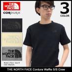 ザ ノースフェイス THE NORTH FACE カットソー 半袖 メンズ コーデュラ ワッフル(Cordura Waffle S/S Crew トップス NT11732)