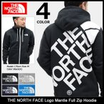 THE NORTH FACE Logo Mantle Full Zip Hoodie