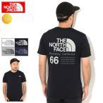 ザ ノースフェイス Tシャツ 半袖 THE NORTH FACE メンズ 66 カリフォルニア ( 66 California S/S Tee カットソー トップス NT32085 )
