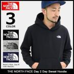 ザ ノースフェイス THE NORTH FACE プルオーバー パーカー メンズ デイ 2 デイ スウェット フーディー(Day 2 Day Sweat Hoodie NT61636)