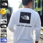 送料無料 ザ ノースフェイス Tシャツ 長袖 THE NORTH FACE メンズ バック スクエア ロゴ ( Back Square Logo L/S Tee 2021秋冬 NT82131 )
