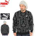 プーマ トレーナー PUMA メンズ リュクス クルー スウェット 限定 ( PUMA Luxe Crew Sweat Limited トップス 男性用 530305 )