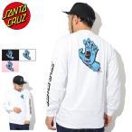 サンタクルーズ Tシャツ 長袖 SANTA CRUZ メンズ スクリーミング ハンド ( Screaming Hand L/S Tee ロンt カットソー 男性用 44152492 )