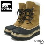 ソレル SOREL ブーツ メンズ 男性用 カリブー Buff(Sorel CARIBOU 防水 NM1000-281)