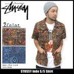 ステューシー STUSSY Indo シャツ 半袖(stussy shirt シャツ メンズ・男性用 111714)