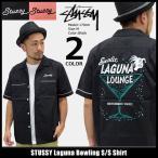 ステューシー STUSSY シャツ 半袖 メンズ Laguna Bowl