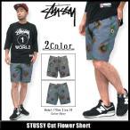 ステューシー STUSSY Cut Flower ショーツ(stussy short pant ショートパンツ ハーフパンツ ボトムス メンズ・男性用 112143)
