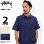 STUSSY Terry S/S Polo