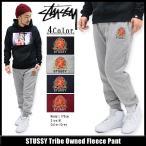 ステューシー STUSSY パンツ メンズ Tribe Owned Fleece(stussy Sweat Pant スウェットパンツ ボトムス メンズ・男性用 116261)