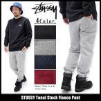 ステューシー STUSSY パンツ メンズ Tonal Stock Fleece(stussy Sweat Pant スウェットパンツ ボトムス メンズ・男性用 116262)