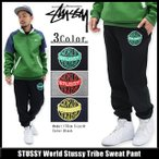 STUSSY World Stussy Tribe Sweat Pant