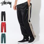 ショッピングジャージ ステューシー パンツ STUSSY メンズ Textured Rib Track(stussy Jersey Pant トラックパンツ ジャージパンツ 男性用 116355 USAモデル 正規)