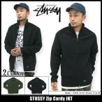 ステューシー STUSSY Zip Cardy ジャケット(stussy JKT アウター ジャンパー・ブルゾン カーディガン メンズ・男性用 117024)