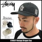 ステューシー STUSSY キャップ 帽子 Vintage Dragon Cap(マジックテープ メンズ・男性用 131638)