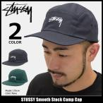 ステューシー STUSSY キャップ 帽子 Smooth Stock Camp Cap(キャンプキャップ メンズ・男性用 132838)