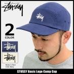 ステューシー STUSSY キャップ 帽子 Basic Logo Camp Cap(キャンプキャップ メンズ・男性用 132847)