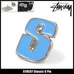 ステューシー STUSSY ピンバッジ Classic S(stussy pin ピン メンズ・男性用 138544 小物)