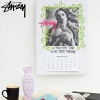 ステューシー カレンダー STUSSY Stussy 2020 ( stussy calendar ポスター 壁掛け 男性用 138673 USAモデル 正規 小物 )