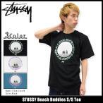 ステューシー STUSSY Tシャツ メンズ Beach Buddies 1903839