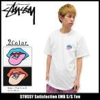 ステューシー STUSSY Tシャツ メンズ Satisfaction EMB 1903860