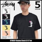 ステューシー STUSSY Tシャツ メンズ Buana Stock 1904004