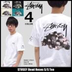 ステューシー STUSSY Tシャツ メンズ Dead Roses 1904009