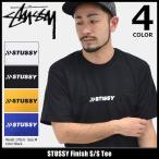 ステューシー STUSSY Tシャツ メンズ Finish 1904011
