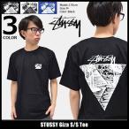 ステューシー STUSSY Tシャツ メンズ Giza 1904014