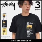 ステューシー STUSSY Tシャツ メンズ Gold Coast 1904015