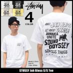 ショッピングstussy ステューシー STUSSY Tシャツ メンズ Jah Bless 1904019