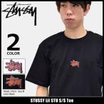 ステューシー STUSSY Tシャツ メンズ Lil STU 1904021