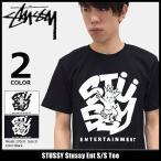 ステューシー STUSSY Tシャツ メンズ Stussy Ent 1904027