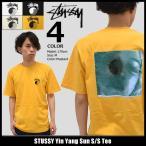 ステューシー STUSSY Tシャツ メンズ Yin Yang Sun 1904029