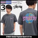 ステューシー STUSSY Tシャツ メンズ Global Pigment Dyed 1904035