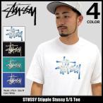 ステューシー STUSSY Tシャツ メンズ Stipple Stussy 1904073