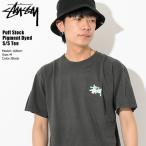 ステューシー STUSSY Tシャツ メンズ Puff Stock Pigment Dyed 1904083 (ピグメント)