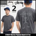 ステューシー STUSSY Tシャツ メンズ Warrior Pigment Dyed 1904127
